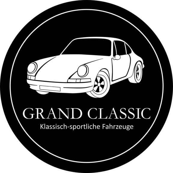 Grand Classic Logo Schwarz