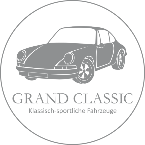 Grand Classic Logo Silber