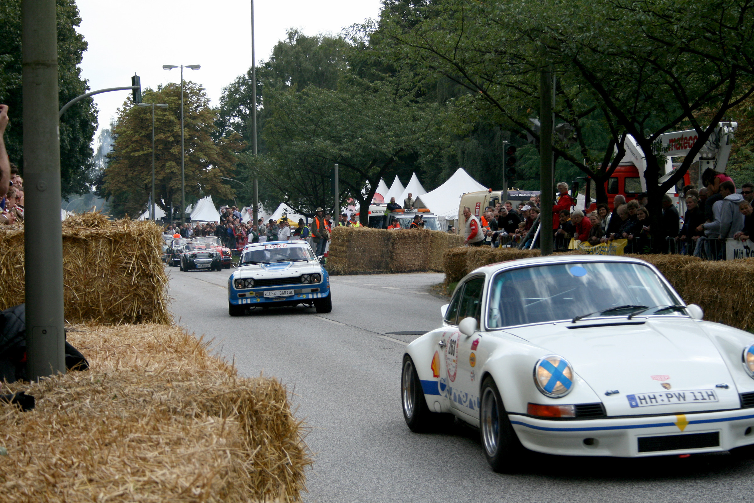 Stadtpark Revival Porsche 911 Carrera RS 2.7