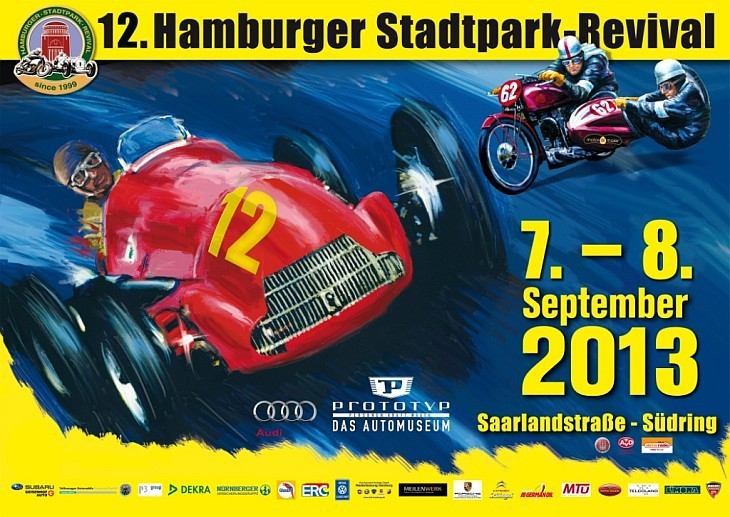 9 Hamburger Stadtpark Revival 2010