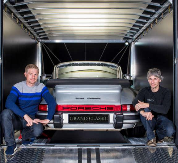 Grand Classic Moetefindt Fahrzeugtransporter 2017 Bild01