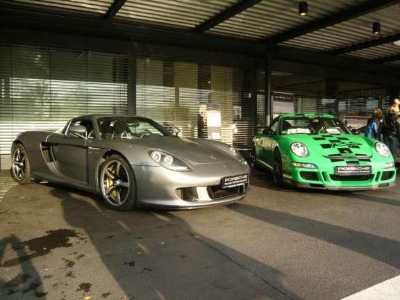 Praesentation Des Neuen Porsche 911 Turbo Bild01