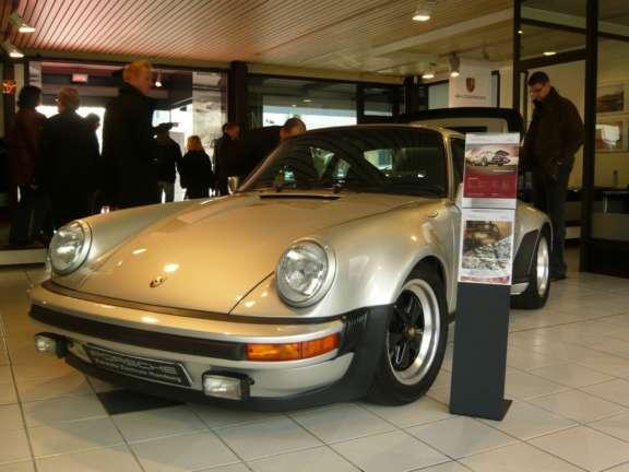 Praesentation Des Neuen Porsche 911 Turbo Bild02