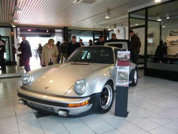 Praesentation Des Neuen Porsche 911 Turbo Bild04