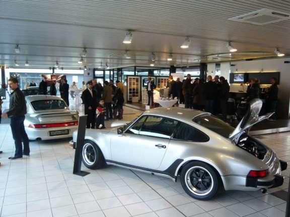 Praesentation Des Neuen Porsche 911 Turbo Bild06