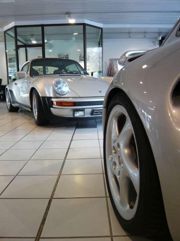 Praesentation Des Neuen Porsche 911 Turbo Bild07