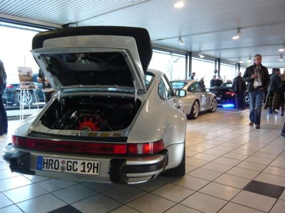 Praesentation Des Neuen Porsche 911 Turbo Bild08
