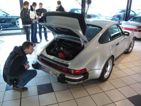 Praesentation Des Neuen Porsche 911 Turbo Bild09