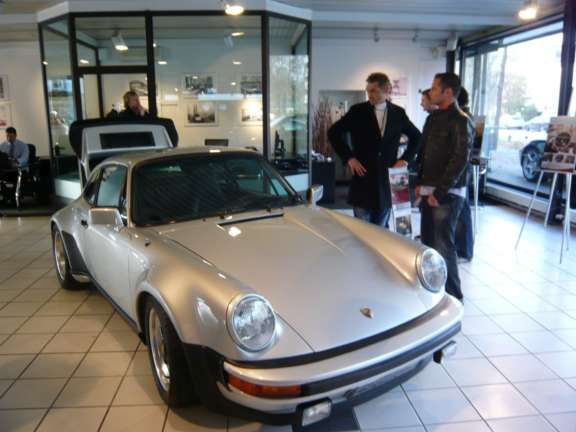 Praesentation Des Neuen Porsche 911 Turbo Bild10