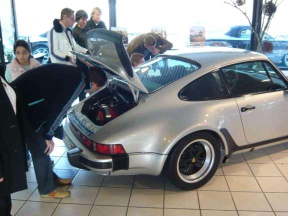 Praesentation Des Neuen Porsche 911 Turbo Bild12