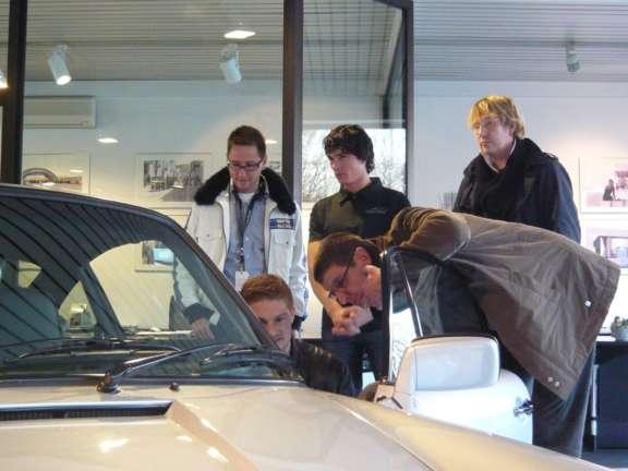 Praesentation Des Neuen Porsche 911 Turbo Bild13