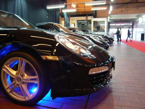 Praesentation Des Neuen Porsche 911 Turbo Bild16