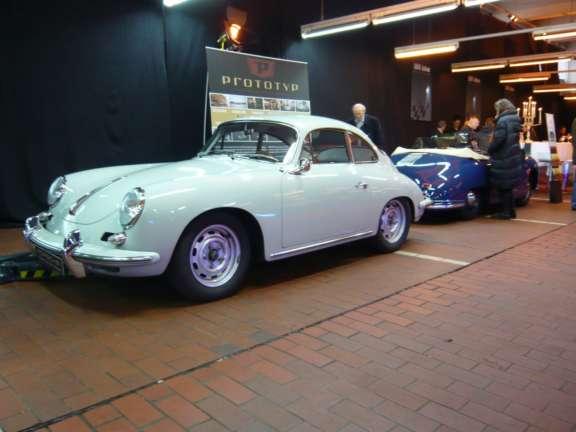 Praesentation Des Neuen Porsche 911 Turbo Bild17