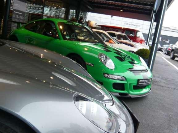 Praesentation Des Neuen Porsche 911 Turbo Bild18