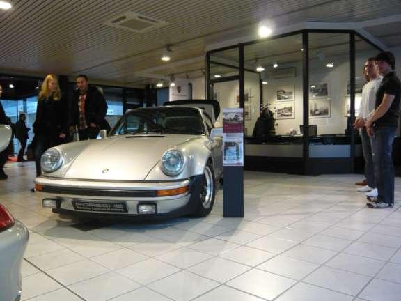 Praesentation Des Neuen Porsche 911 Turbo Bild20