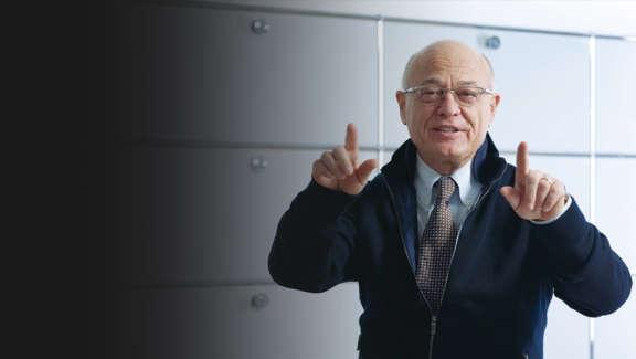 X-BIONIC Gründer und Ideengeber - Prof. Bodo W. Lambertz