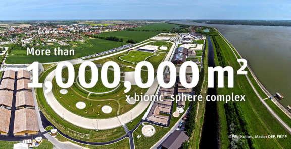 X-BIONIC SPHERE - offizielles olympisches Trainingszentrum