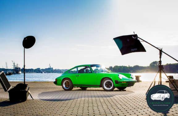 Grand Classic Wallpaper Porsche 911 S Making Off
