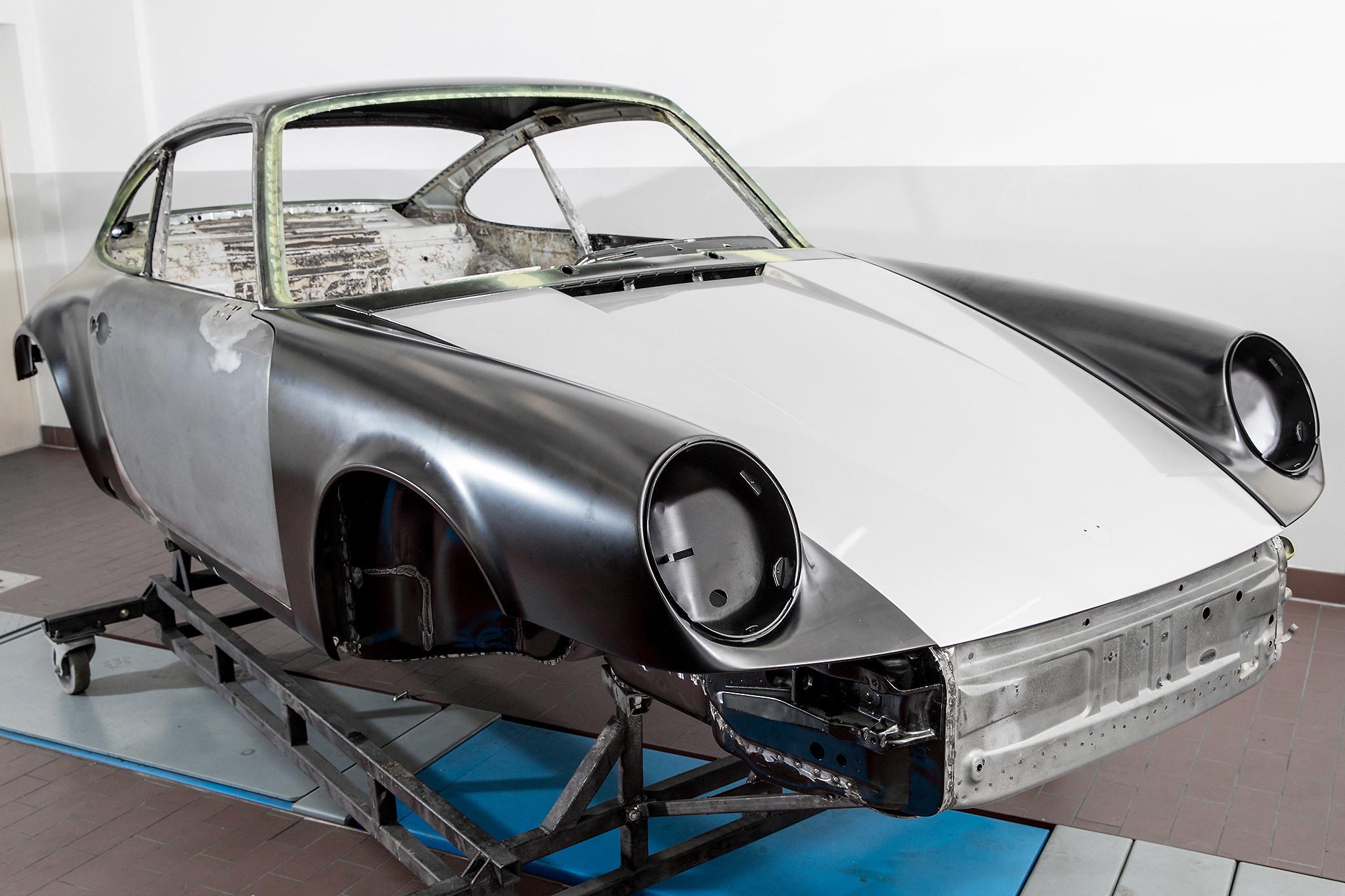 Karosserie Und Schweissarbeiten Porsche 911