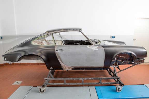 Galerie1 Bild1 Karosserie Blecharbeiten Porsche