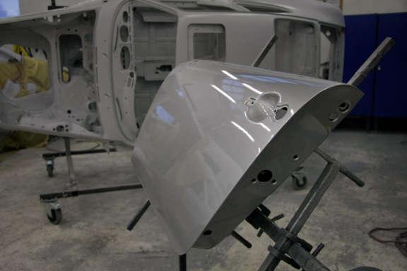 Galerie1 Bild5 Lackierarbeiten Porsche