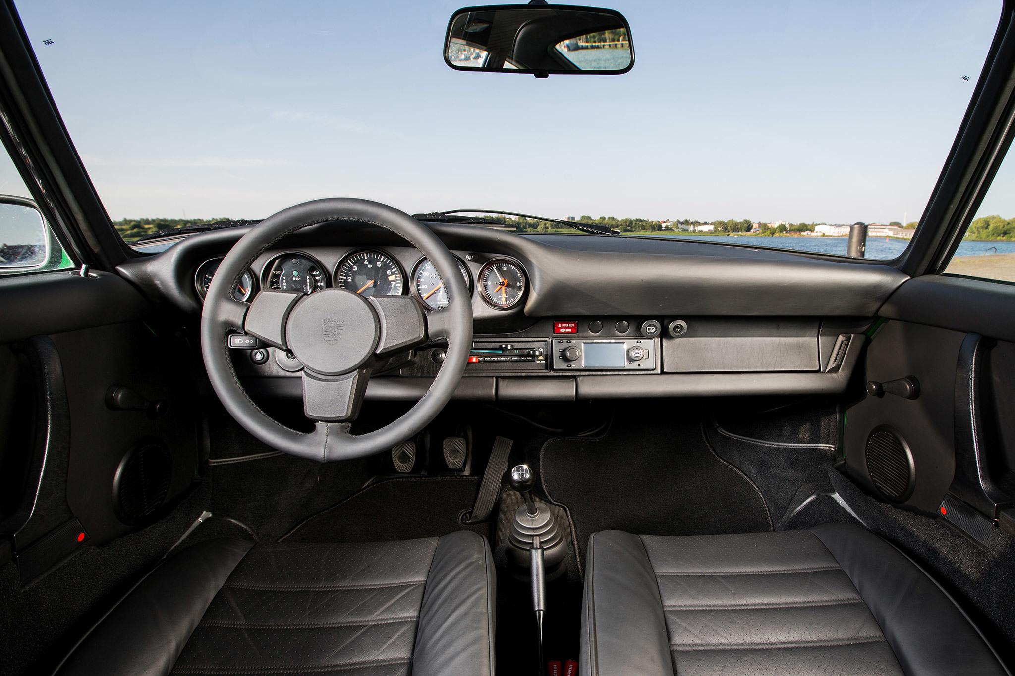 Slider1 Sattlerarbeiten Porsche