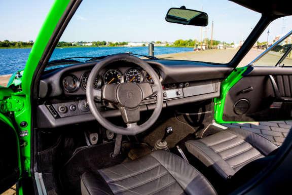 Sattlerarbeiten Porsche