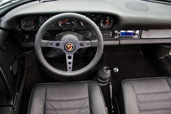 Galerie1 Bild7 Sattlerarbeiten Porsche