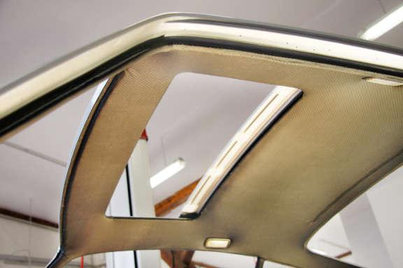 Galerie2 Bild4 Komplett Restauration Porsche 930 Silber Metallic