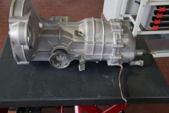 Überholung Porsche 912 Getriebe