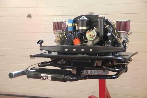 überholter Porsche 912 4-Zylinder Motor