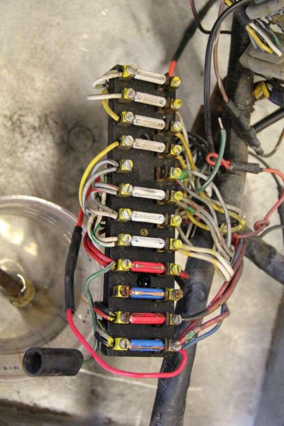 Instandsetzung Elektrik und Lichtanlage