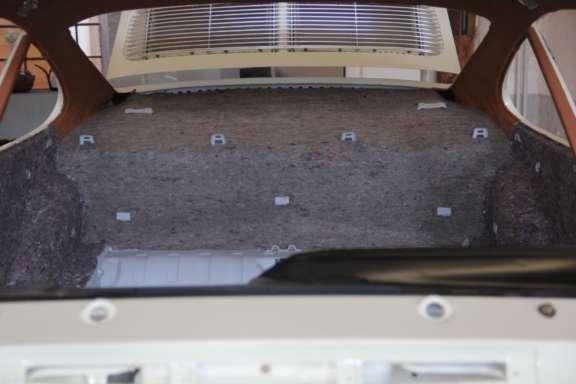 Überholung Innenraum und Ausstattung