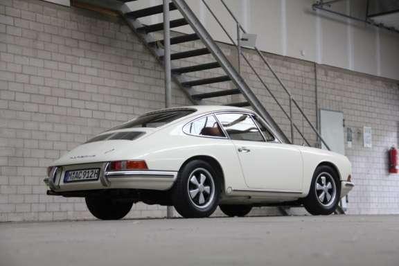Restaurationsergebnis - 1966 Porsche 912