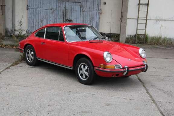 1969 Porsche 911 E 2 0 Demontage Bild04