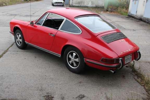 1969 Porsche 911 E 2 0 Demontage Bild05
