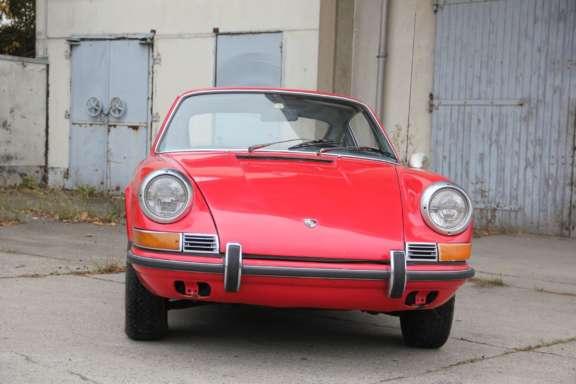 1969 Porsche 911 E 2 0 Demontage Bild06