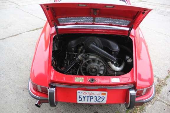 1969 Porsche 911 E 2 0 Demontage Bild07