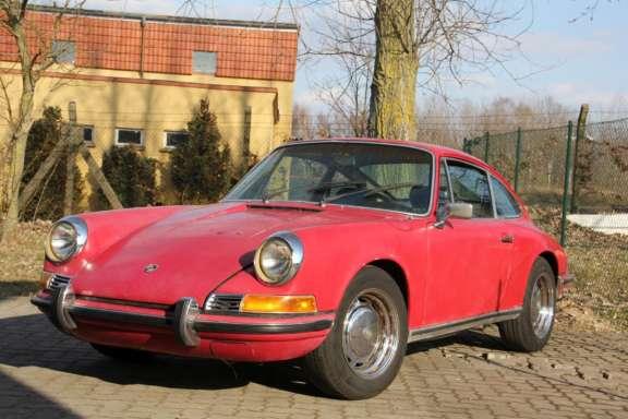 1969 Porsche 912 1 6 Demontage Bild02
