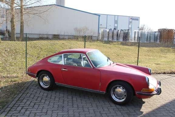 1969 Porsche 912 1 6 Demontage Bild03