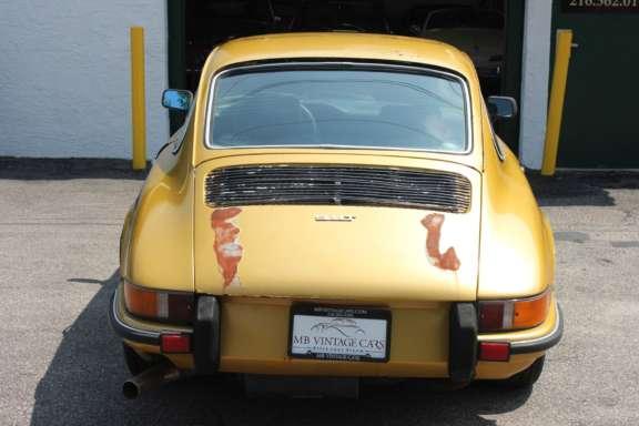 1973 Porsche 911 T 2 4 Demontage Bild05