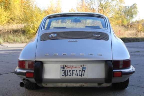 1973 Porsche 911 T 2 4 Demontage Bild02