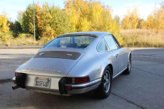 1973 Porsche 911 T 2 4 Demontage Bild07