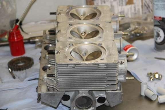 Überholung 911 S Motor