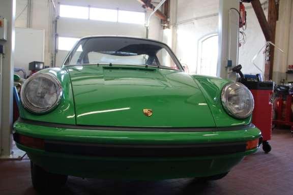 Endmontage Porsche 911 S