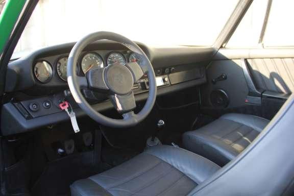 Restaurations-Ergebnis - 1975 Porsche 911 S viper-gün