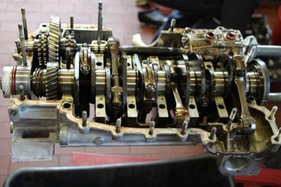 Überholung Motor