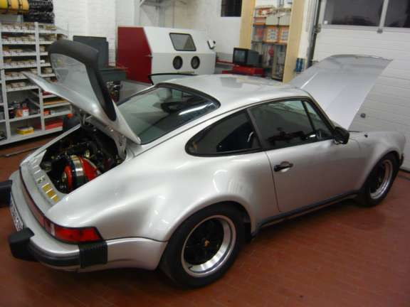 Restaurations-Ergebnis - 1976 Porsche 930 Turbo 3.0