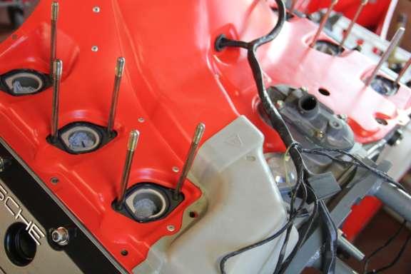 Überholung 930 Turbo Motor