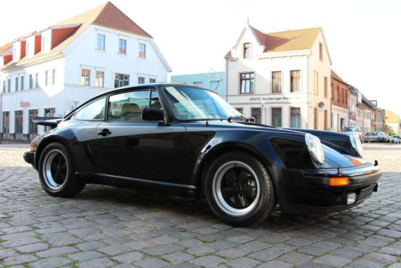 Restaurations-Ergebnis - 1977 Porsche 930 Turbo